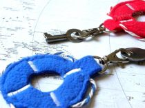 Lifebuoy Keychain Design by Daga